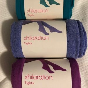 Set of 3 Xhilaration tights (3 colors)
